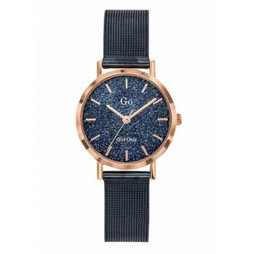 Montre Grand Cadran Cuir